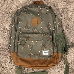 Kids Herschel Supply Co backpack
